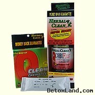 Fast THC Marijuana Detox Kit for People Over 200 Lbs